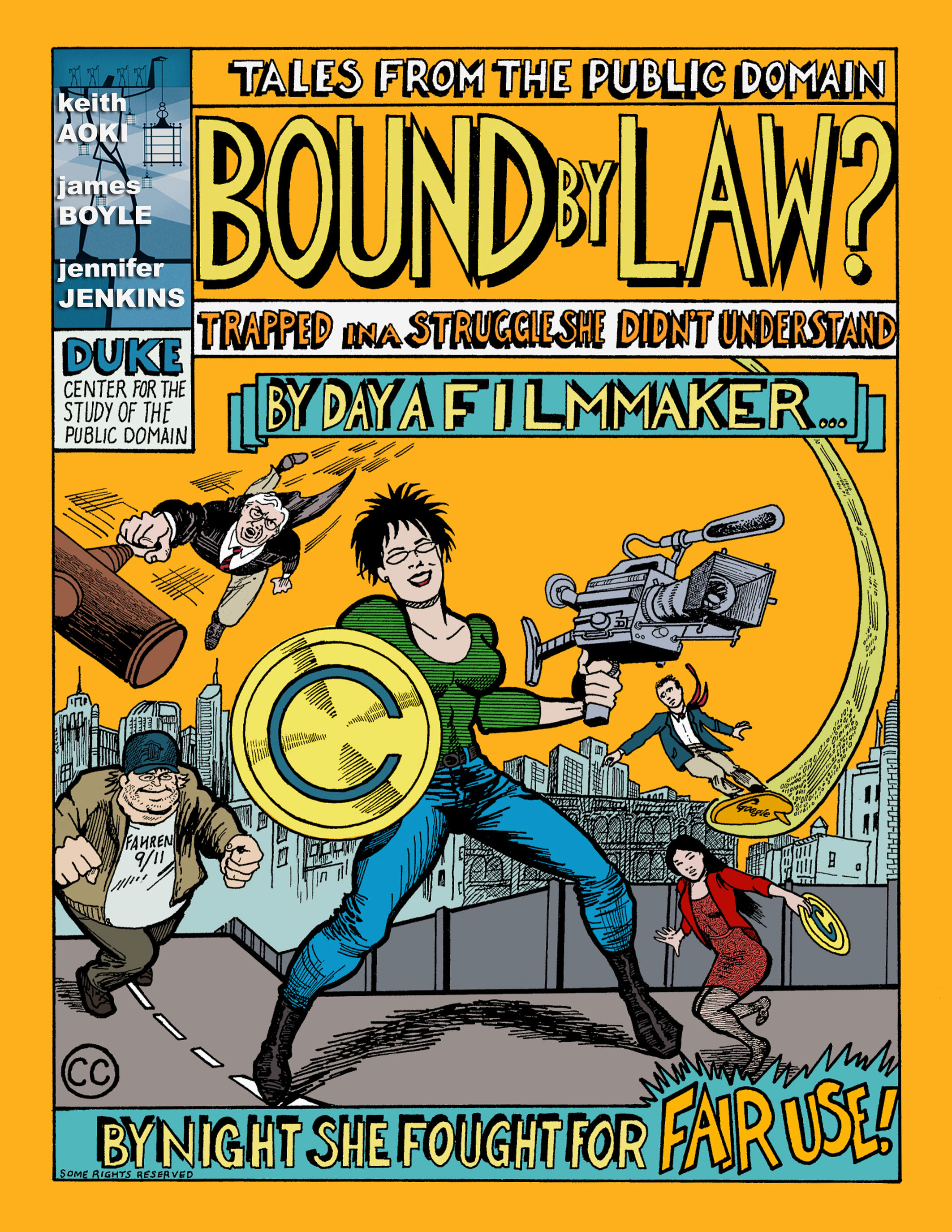 link to Bound By Law