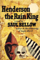 The Rain King book cover