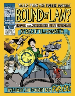 Cover of Bound By Law? and link to purchase at Amazon.com