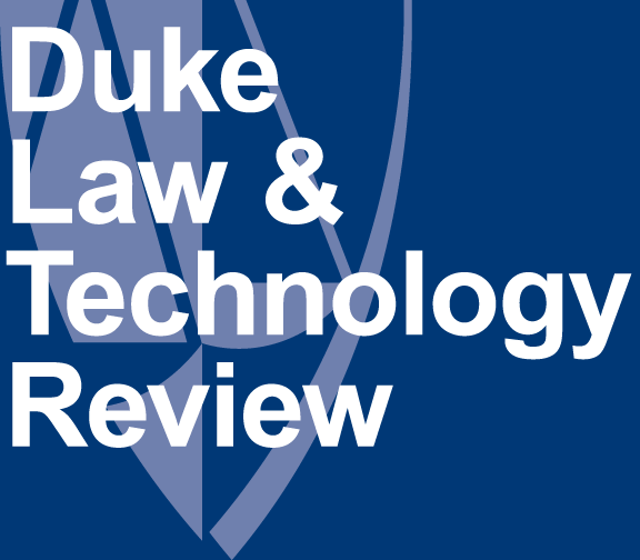Duke Law & Technology Review