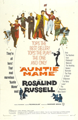 Auntie Mame movie poster