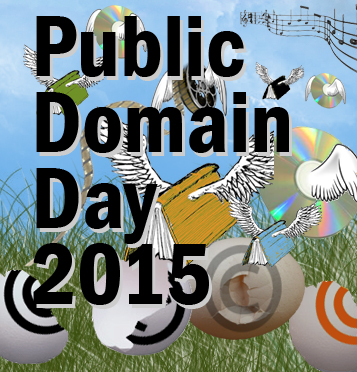Public Domain Day: January 1, 2015