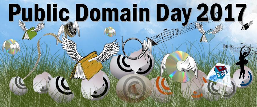 Public Domain Day 2017