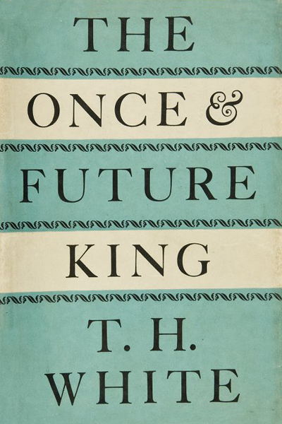 The Once and Future King book cover
