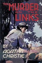 Agatha Christie, The Murder on the Links book cover