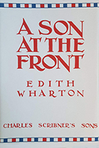 Edith Wharton, A Son at the Front book cover