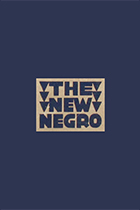 'The New Negro' by Alain Locke book cover