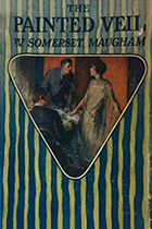 'The Painted Veil' by W. Somerset Maugham book cover