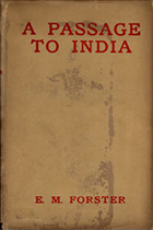'A Passage to India' by E.M. Forster book cover