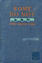 'Some Do Not...' by Ford Madox Ford book cover