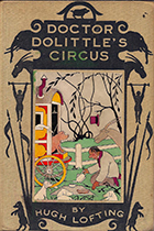 'Doctor Dolittle's Circus' by Hugh Lofting book cover