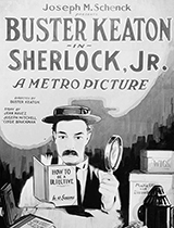 'Sherlock, Jr.' movie poster