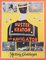 'The Navigator' movie poster