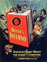 'Dante's Inferno' movie poster