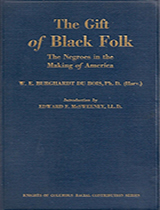 W.E.B. DuBois, 'The Gift of Black Folk' book cover