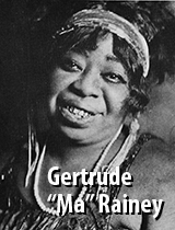 Gertrude 'Ma' Rainey