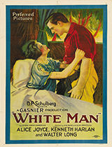 'White Man' movie poster