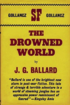 The Drowned World book cover