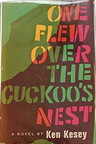 One Flew Over the Cuckoo's Nestbook cover