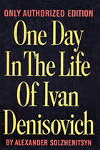 One Day in the Life of Ivan Denisovich book cover