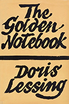 The Golden Notebook book cover