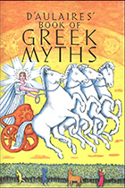 D'Aulaires' Book of Greek Myths book cover