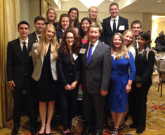 17 Duke Law students attended the 24th Annual Review of the Field of National Security Law CLE Conference in Washington DC on November 6-7.