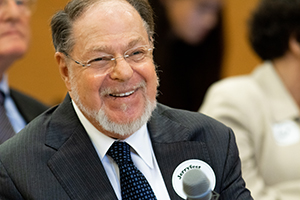 Jerome H. Reichman, Bunyan S. Womble Professor of Law (Photo: Lorin Granger)