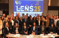 LENS Scholar Class of 2020 46 students, 25 schools!