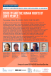 VIRTUAL -- COVID-19: Advancing Rights and Justice During a Pandemic -- COVID-19 and the Human Rights of LGBTI People; May 19, 2020 at 12:10 p.m.