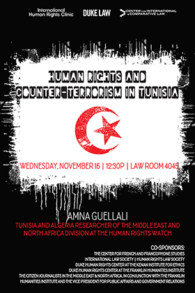 Human Rights and Counter-Terrorism in Tunisia